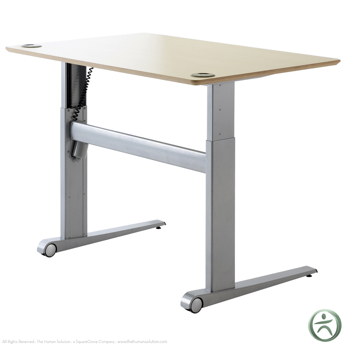 Shop Conset 501 17 Laminate Electric Sit Stand Desk