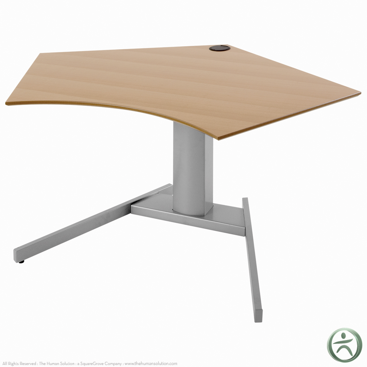 Shop Conset 501 19 8x095 Laminate Electric Sit Stand Desk