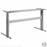 Conset 501-27 Electric Sit-Stand Desk Base