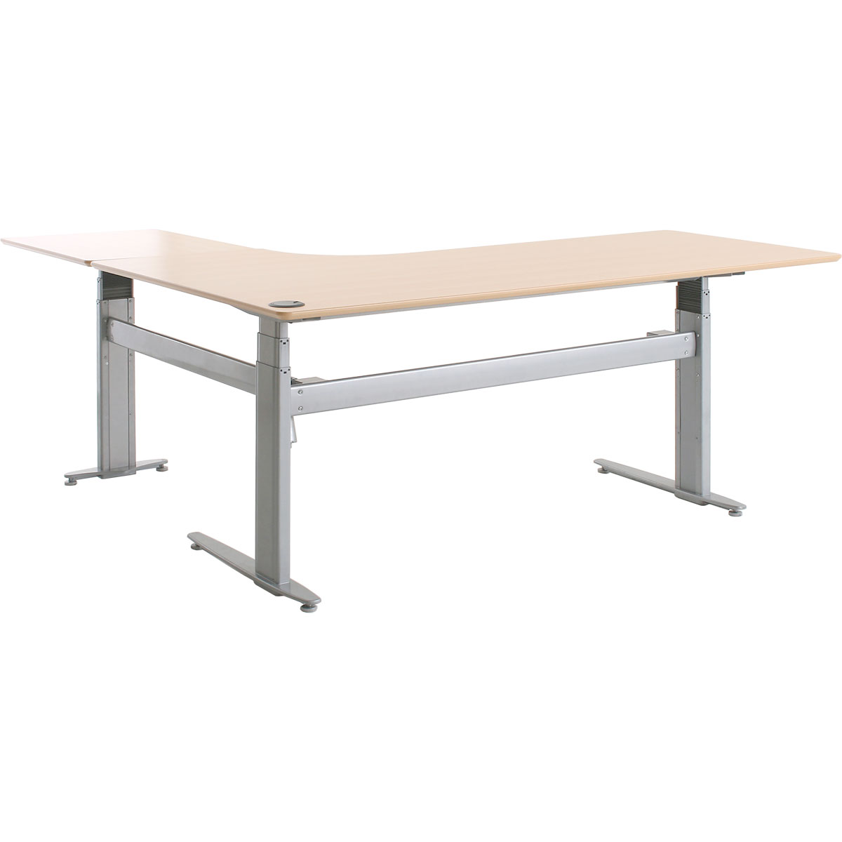 Shop Conset 501 29 L Shaped Electric Sit Stand Desks