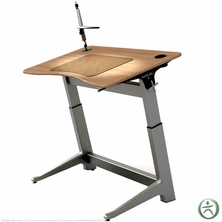 Crank Adjustable Height Desks