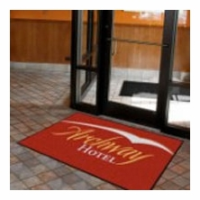 Custom Logo Mats - Entrance, Carpet and Anti-Fatigue
