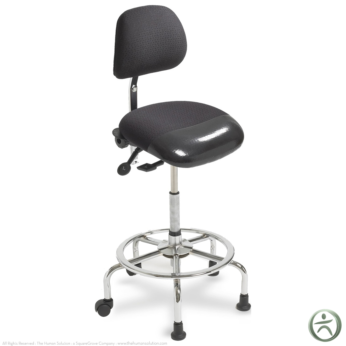 Ergocentric 3 In 1 Sit Stand Stool Shop Ergocentric Chairs