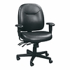 Eurotech 4x4 LE Leather Executive Chair- LM59802