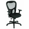 Eurotech Apollo MM9500 Mesh High Back Chair - Optional Headrest