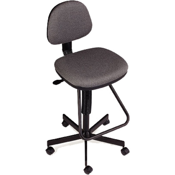 Eurotech Drafting Stool Jay500 W Footrest
