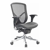 Eurotech Fuzion FUZ8LX-LO Luxury Mesh Back Ergonomic Chair