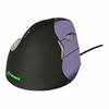 Evoluent Vertical Mouse 4: Small Right Hand Wired Mouse VM4S