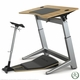Focal Locus Workstation - Standing Desk with Seat