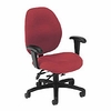 Global Malaga Multi-Tilt Ergonomic Task Chair w/ Low or High Back