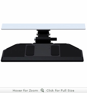 Humanscale 400 Diagonal Big Keyboard Tray - Design Your Own