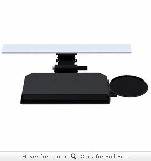 Humanscale 700 Diagonal Corner Keyboard Tray - Design Your Own