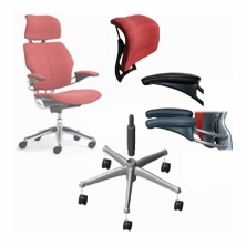 Humanscale Freedom Chair Replacement Parts