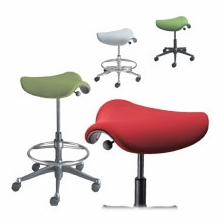 Humanscale Freedom Saddle Seats