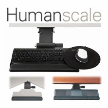 Humanscale Keyboard Trays