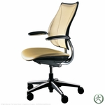 Humanscale Liberty Chair with Leather Seat