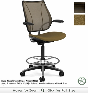 Humanscale Liberty Drafting Chair