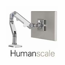 Humanscale Monitor Arms and Lifts