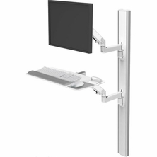 Humanscale ViewPoint Technology Wall Stations