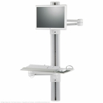 Humanscale ViewPoint V7 Technology Wallstation - Recommended Configurations