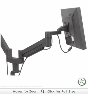 Innovative 7050 Height-Adjustable Laptop & LCD Mount