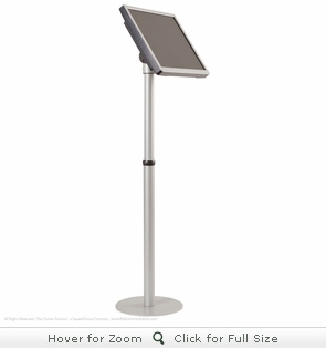 Innovative 9230 Free Standing Height-Adjustable Kiosk