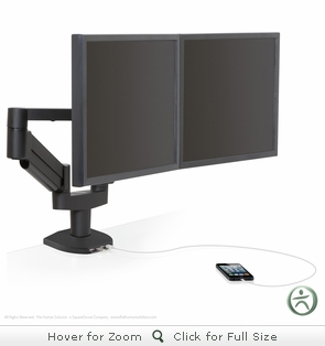 Innovative Busby USB Hub Monitor Arm Mount