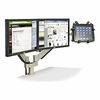 Innovative 7050-SWITCH Dual Monitor and Tablet Arm