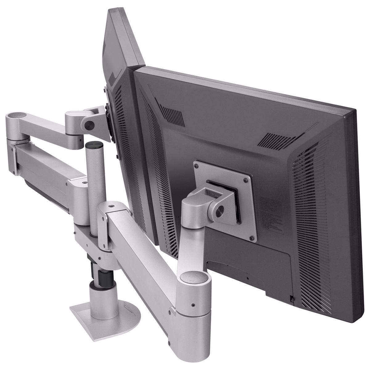 Dual Monitor Arms For Desk