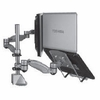 ISE Dual Laptop and Monitor Mount