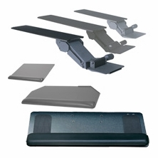 Keyboard Tray Parts