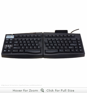 KeyOvation Goldtouch Smart Card Ergonomic Keyboard SC2.0 GTS-0077