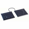 Kinesis Freestyle2 Blue, Multichannel Bluetooth Keyboard for PC