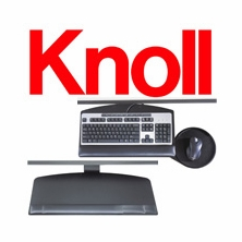 Knoll Keyboard Trays