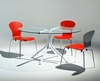 Knoll Ross Lovegrove Round Table