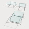 Knoll SM Large Coffee Table