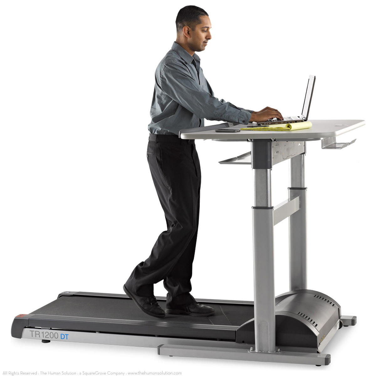 Treadmill For Desk At Work: LifeSpan TR1200-DT7 Treadmill Desk