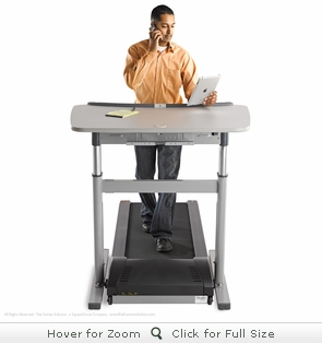 LifeSpan TR800-DT7 Treadmill Desk