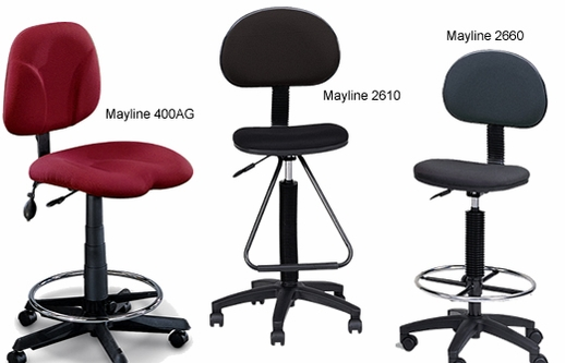 Mayline Technical Series Chairs