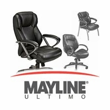 Mayline Ultimo Series Luxury Leather Seating