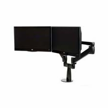 Monitor Arms, Stands & Mounts for Two Monitors