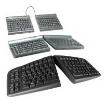 Most Popular Ergonomic Keyboards
