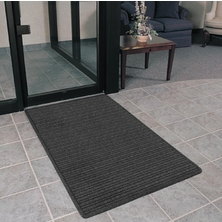 Notrax 161 Barrier Rib Anti-Microbial Entrance Carpet Mat