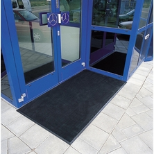 Notrax 345 Rubber Brush Entrance Mat