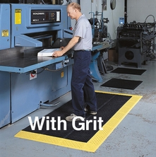 Notrax 522 Cushion-Lok w/ Grit Anti-Fatigue Mat