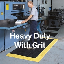 Notrax 522HD Cushion-Lok w/ Grit Anti-Fatigue Mat