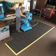 Notrax 656 Niru Cushion-Ease Solid Anti-Fatigue Mat