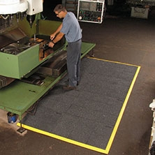 Notrax 856 Niru Cushion-Ease Solid GSII Anti-Fatigue Mat