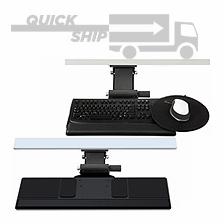 Quick Ship Keyboard Trays