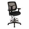 Shop Office Star Space Big And Tall Mesh Drafting Chairs